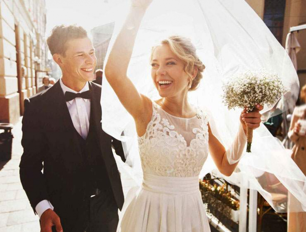 Le mariage réunit les projets du couple