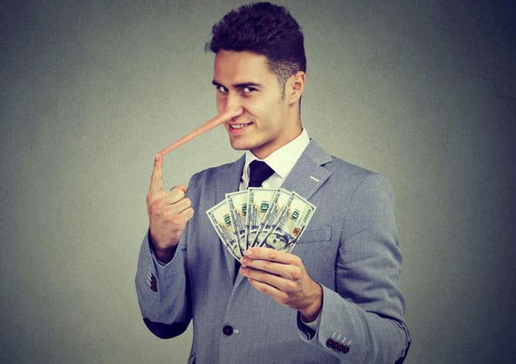 Est-il risqué de mentir à sa banque ?