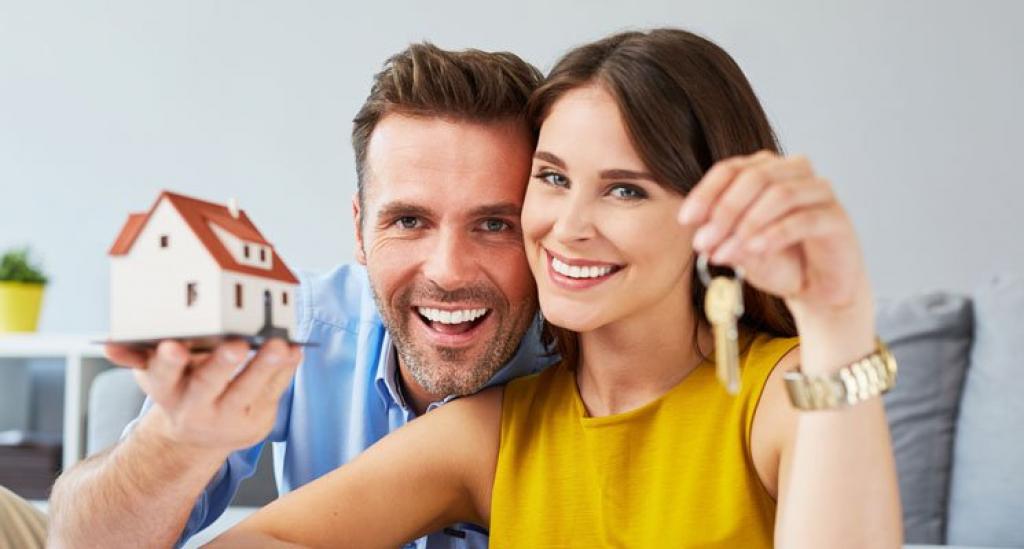 Bienvenue chez vous Avec l'accession sociale à la propriété